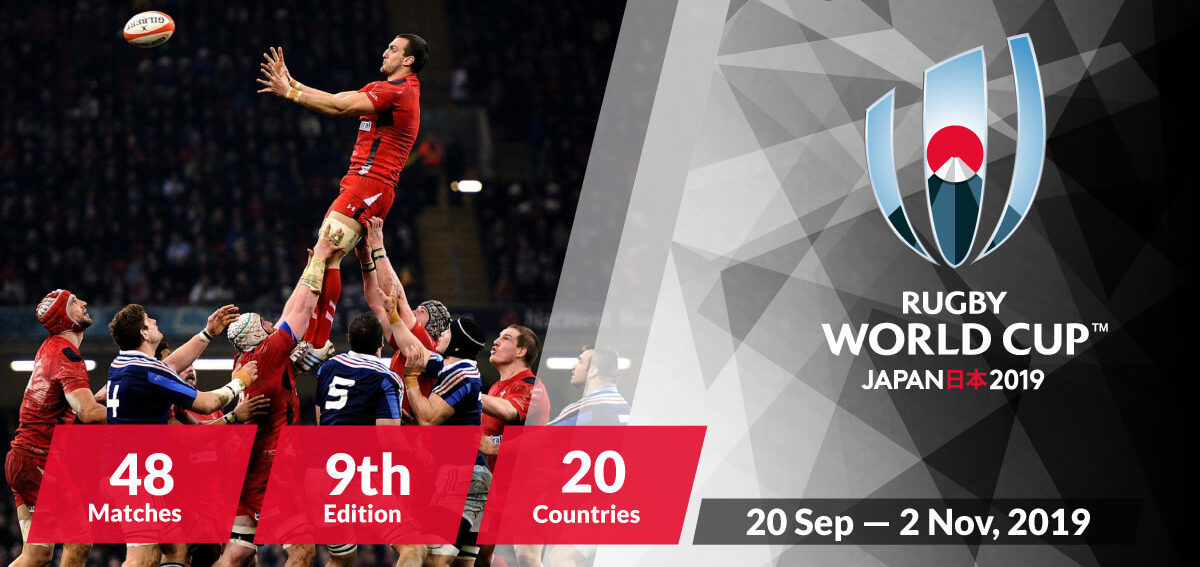 What, When, How to Watch Rugby World Cup Live Stream Online