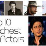 The Top 10 Richest Actors in the World