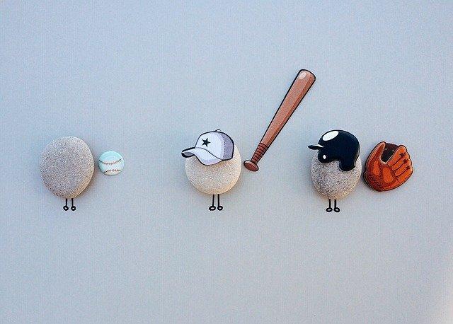 Baseball essentials for the baseball team