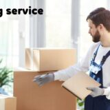Moving-service